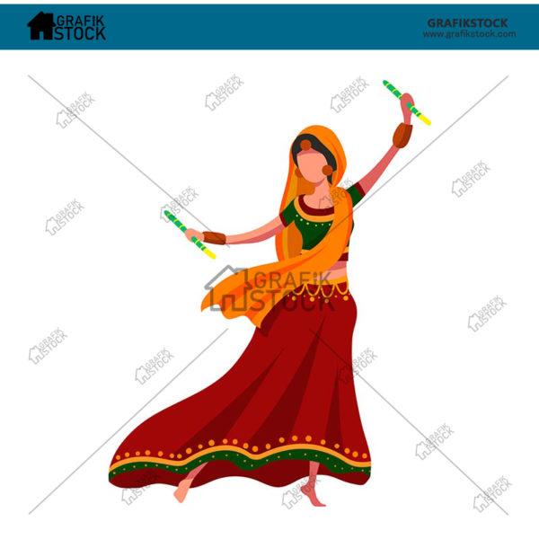 176 dandiya dance