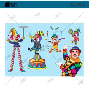 Circus Vectors