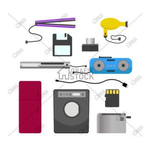 Electronics Vectors