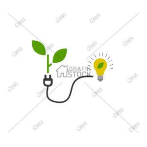 Green energy Vectors