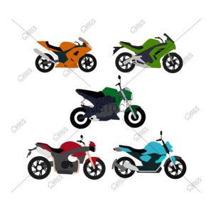 Bike Vectors